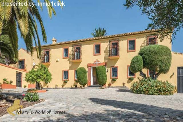 Countryhouse Sotogrande, Costa del Sol for sale