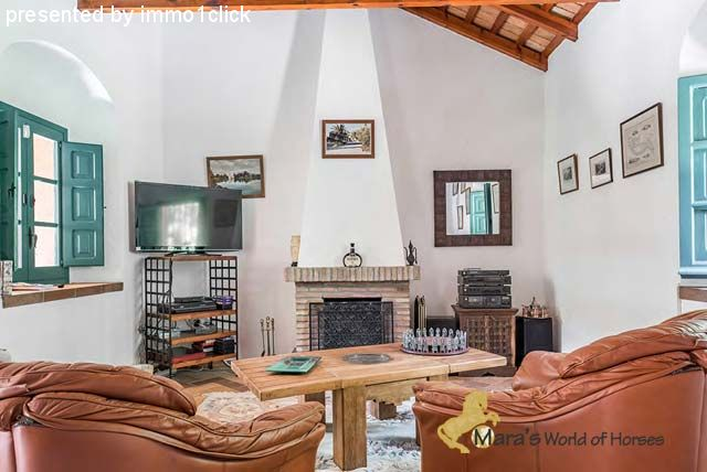 Villa cortijostyle with stable, Costa del sol, Sotogrande for sale