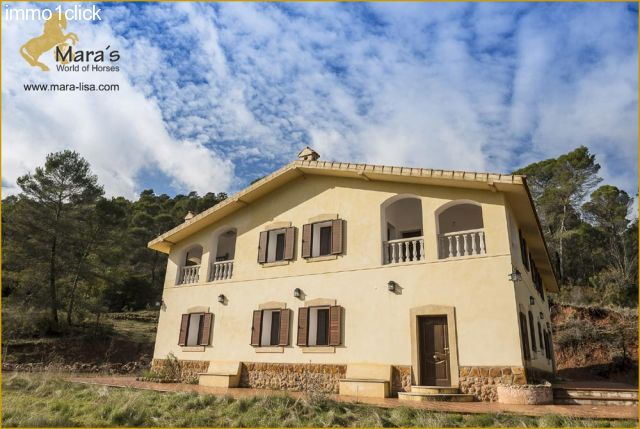 country hunting estate for sale in Andalusia, Jaen