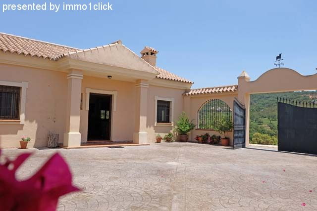 large Countryestate, near Gibraltar for sale